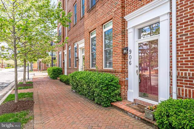 906 Slaters Lane, ALEXANDRIA, VA 22314 (#VAAX258218) :: Jacobs & Co. Real Estate