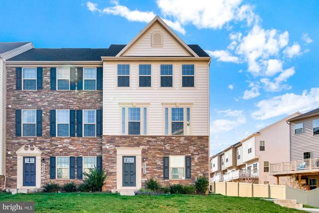 6026 Leben Dr, FREDERICK, MD 21703 (#MDFR280410) :: Murray & Co. Real Estate