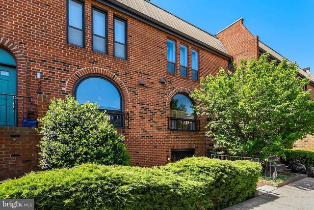 520 Brummel Court NW #520, WASHINGTON, DC 20012 (#DCDC515832) :: Dart Homes