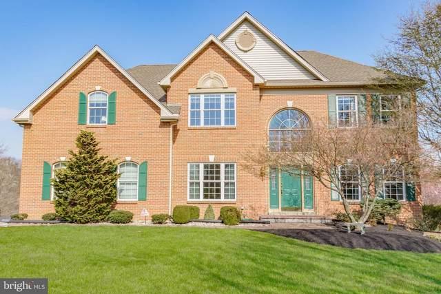 101 Churchill Circle, NORTH WALES, PA 19454 (#PAMC688460) :: Linda Dale Real Estate Experts