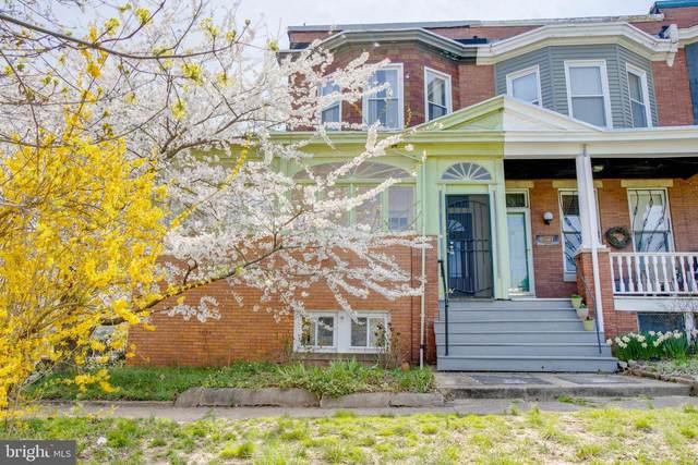 2119 Lake Montebello Terrace, BALTIMORE, MD 21218 (#MDBA546146) :: Corner House Realty