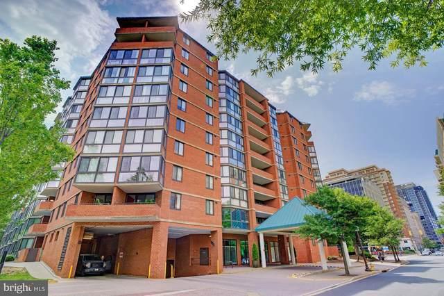 1001 N Randolph Street #702, ARLINGTON, VA 22201 (#VAAR179216) :: Ram Bala Associates | Keller Williams Realty