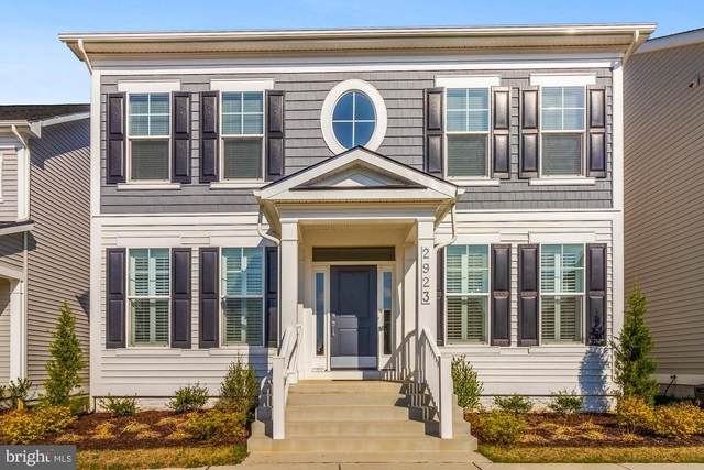 2923 Woolgrass Drive, ODENTON, MD 21113 (#MDAA464378) :: The Riffle Group of Keller Williams Select Realtors