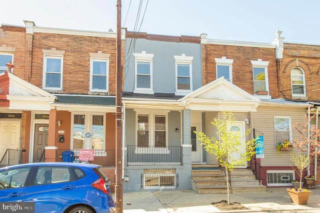 1632 N 6TH Street, PHILADELPHIA, PA 19122 (#PAPH1004420) :: Bob Lucido Team of Keller Williams Lucido Agency