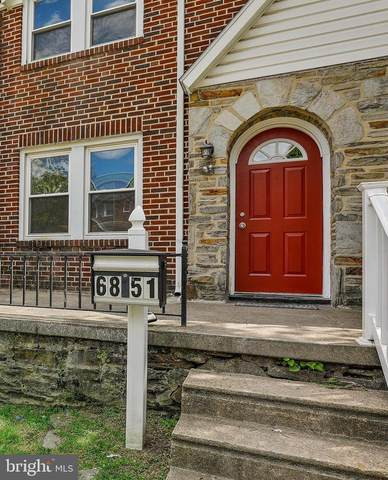 6851 Dunbar Road, BALTIMORE, MD 21222 (#MDBC524882) :: The Maryland Group of Long & Foster Real Estate