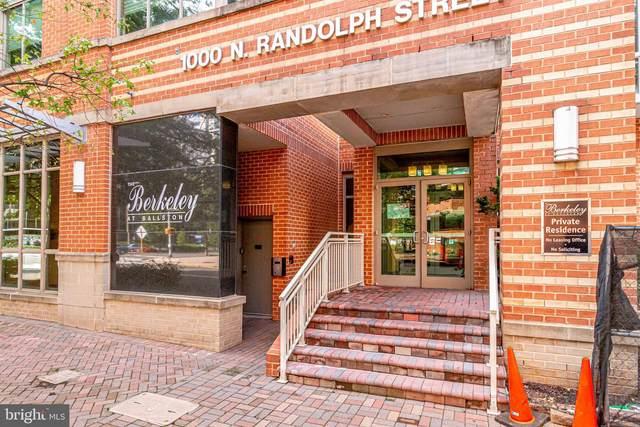 1000 N Randolph Street N #904, ARLINGTON, VA 22201 (#VAAR179230) :: Shawn Little Team of Garceau Realty
