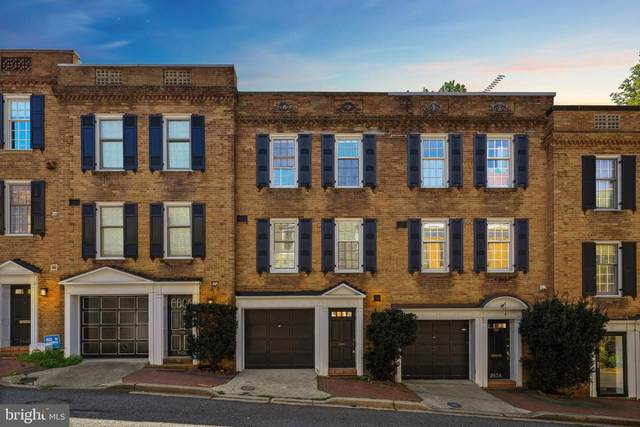 2532 Queen Annes Lane NW, WASHINGTON, DC 20037 (#DCDC515882) :: Pearson Smith Realty