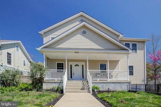 2808 Groveton Street, ALEXANDRIA, VA 22306 (#VAFX1191964) :: AJ Team Realty