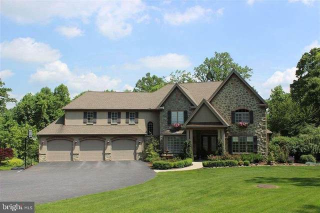 1321 Fox Glenn Drive, HUMMELSTOWN, PA 17036 (#PADA132006) :: Linda Dale Real Estate Experts