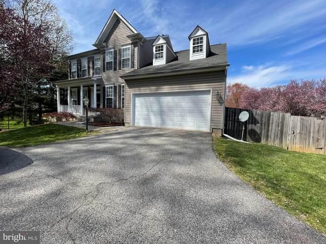 15304 Auburn Hills Drive, WOODBRIDGE, VA 22193 (#VAPW519154) :: Lee Tessier Team