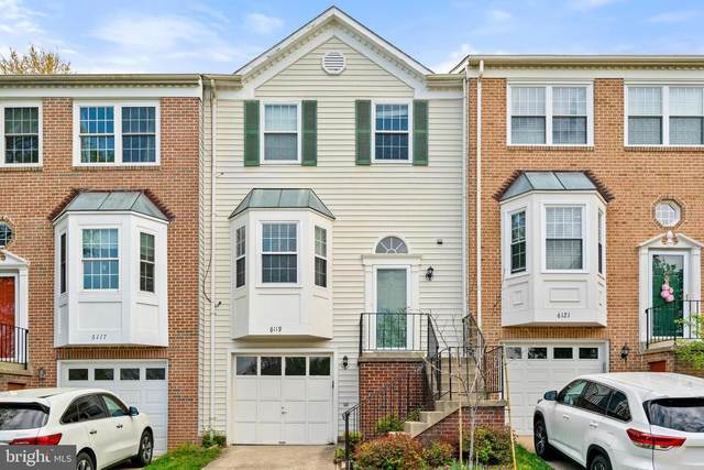 6119 George Baylor Drive, CENTREVILLE, VA 20121 (MLS #VAFX1191980) :: Maryland Shore Living | Benson & Mangold Real Estate