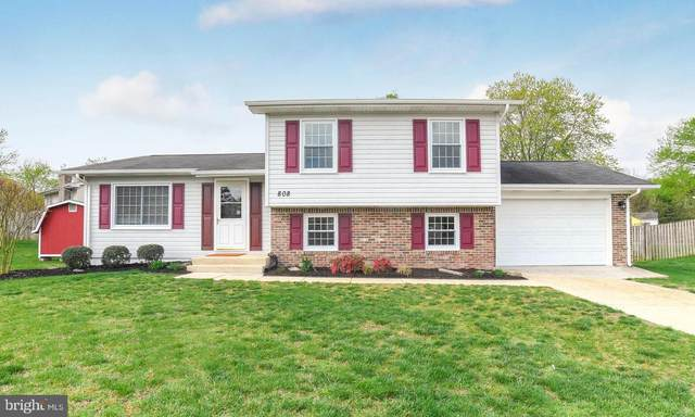 808 Truro Court, WALDORF, MD 20601 (#MDCH223472) :: Shamrock Realty Group, Inc