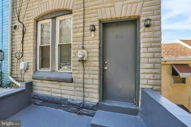 816 S 9TH Street, READING, PA 19602 (#PABK375618) :: Iron Valley Real Estate