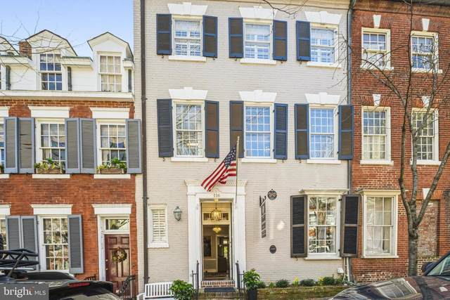116 Prince Street, ALEXANDRIA, VA 22314 (#VAAX258230) :: The Riffle Group of Keller Williams Select Realtors