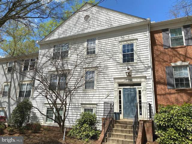 7758 New Providence Drive #9, FALLS CHURCH, VA 22042 (#VAFX1192014) :: Coleman & Associates