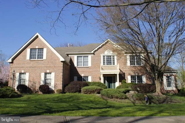 154 Christopher Drive, PRINCETON, NJ 08540 (#NJME310468) :: Linda Dale Real Estate Experts