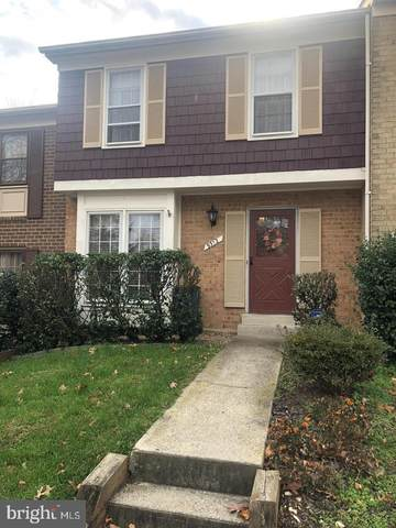 9312 Frostburg Way, GAITHERSBURG, MD 20886 (#MDMC752140) :: Crossman & Co. Real Estate