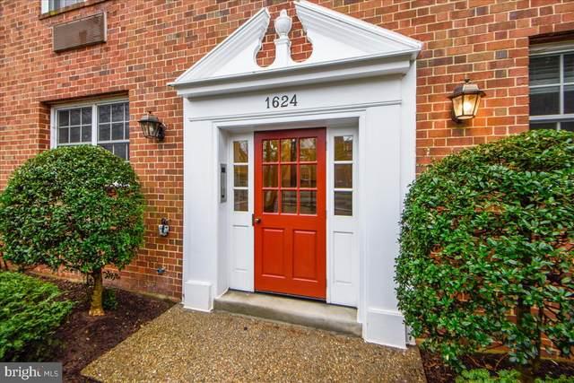 1624 W Abingdon Drive #302, ALEXANDRIA, VA 22314 (#VAAX258236) :: Nesbitt Realty