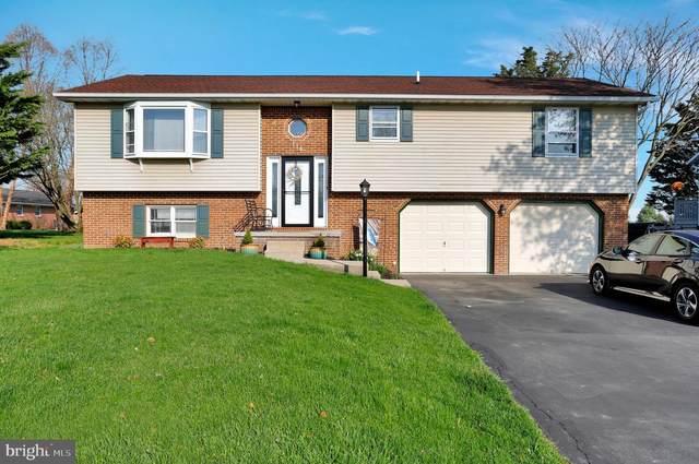 116 Baumgardner Drive, GREENCASTLE, PA 17225 (#PAFL179074) :: The Joy Daniels Real Estate Group