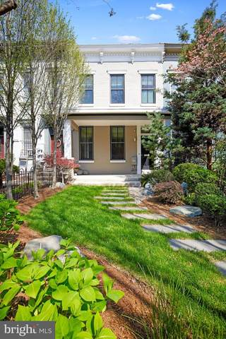 1221 T Street NW, WASHINGTON, DC 20009 (#DCDC515920) :: Berkshire Hathaway HomeServices McNelis Group Properties