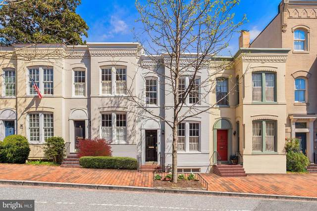 1239 28TH Street NW, WASHINGTON, DC 20007 (#DCDC515922) :: Advance Realty Bel Air, Inc