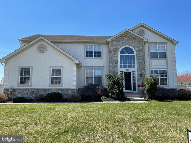 293 Rushfoil Drive, WILLIAMSTOWN, NJ 08094 (#NJGL273790) :: Holloway Real Estate Group