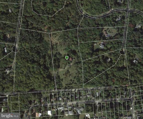 12050 & 12056 Little Cove Point Road, LUSBY, MD 20657 (#MDCA182120) :: Berkshire Hathaway HomeServices McNelis Group Properties