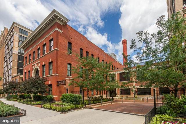 437 New York Avenue NW #403, WASHINGTON, DC 20001 (#DCDC515928) :: Berkshire Hathaway HomeServices McNelis Group Properties