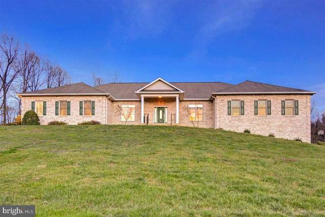 14515 Shirley Bohn Road, MOUNT AIRY, MD 21771 (#MDFR280444) :: The Redux Group
