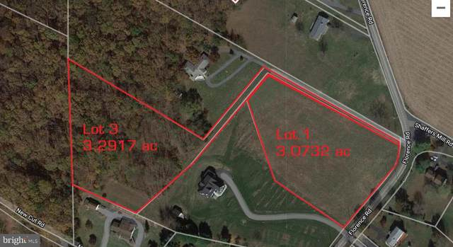 Lot 1 Florence Road, MOUNT AIRY, MD 21771 (#MDHW292762) :: The Miller Team