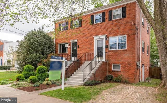 411 E Howell Avenue, ALEXANDRIA, VA 22301 (#VAAX258250) :: The Vashist Group