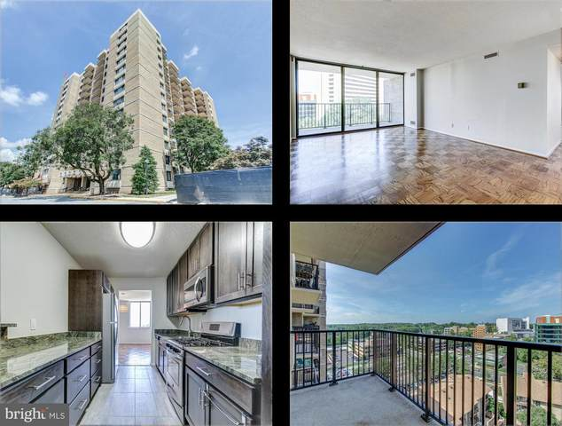 118 Monroe Street #1105, ROCKVILLE, MD 20850 (#MDMC752178) :: Colgan Real Estate