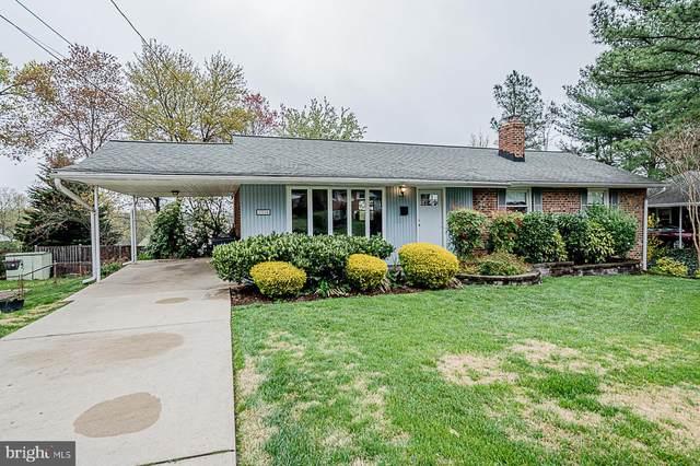 13114 Taney Drive, BELTSVILLE, MD 20705 (#MDPG602442) :: Colgan Real Estate