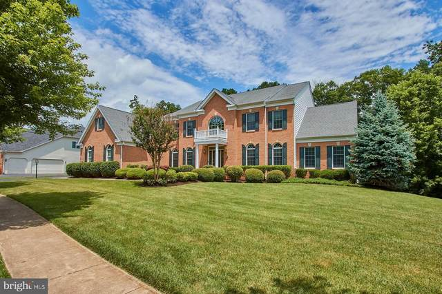 15816 Ryder Cup Drive, HAYMARKET, VA 20169 (#VAPW519196) :: Colgan Real Estate