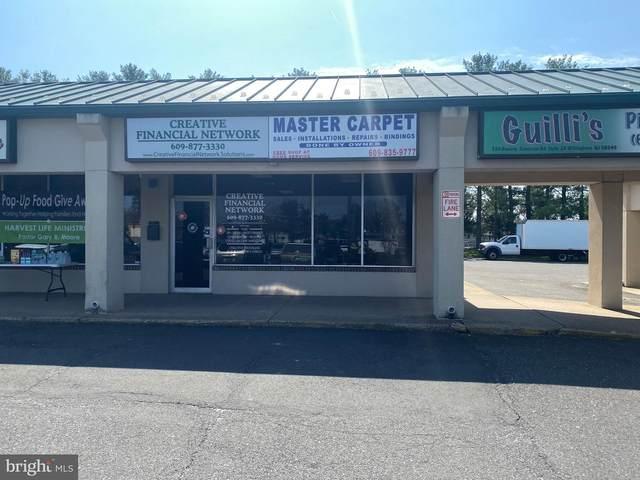320 Beverly Rancocas Road 1H, WILLINGBORO, NJ 08046 (#NJBL394966) :: Shamrock Realty Group, Inc