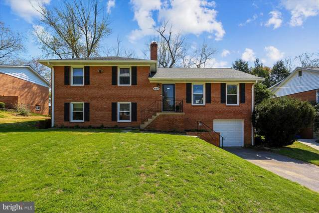 10707 Huntwood Drive, SILVER SPRING, MD 20901 (#MDMC752188) :: Network Realty Group