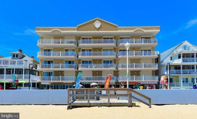 607 Atlantic Avenue #403, OCEAN CITY, MD 21842 (#MDWO121522) :: Speicher Group of Long & Foster Real Estate