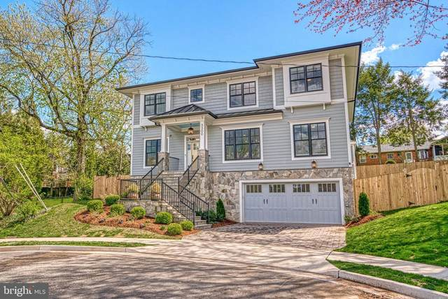 3300 N Pocomoke Street, ARLINGTON, VA 22207 (#VAAR179266) :: Pearson Smith Realty