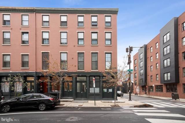 301 N 3RD Street A3, PHILADELPHIA, PA 19106 (#PAPH1004574) :: Nexthome Force Realty Partners