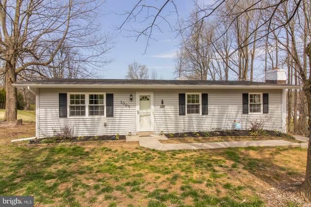 1005 Leona Avenue, COATESVILLE, PA 19320 (#PACT533262) :: Keller Williams Real Estate