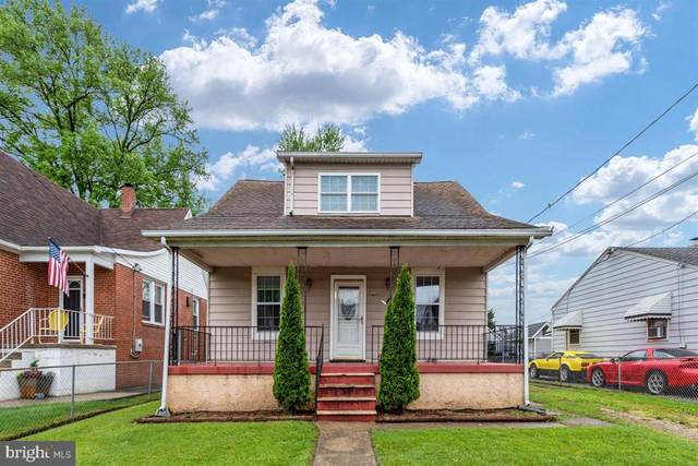 320 Margaret Avenue, BALTIMORE, MD 21221 (#MDBC524926) :: The Mike Coleman Team