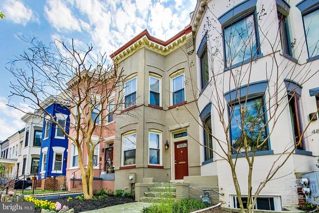 46 Randolph Place NW, WASHINGTON, DC 20001 (#DCDC515970) :: Network Realty Group