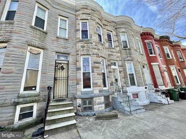 2510 Woodbrook Avenue, BALTIMORE, MD 21217 (#MDBA546228) :: Colgan Real Estate