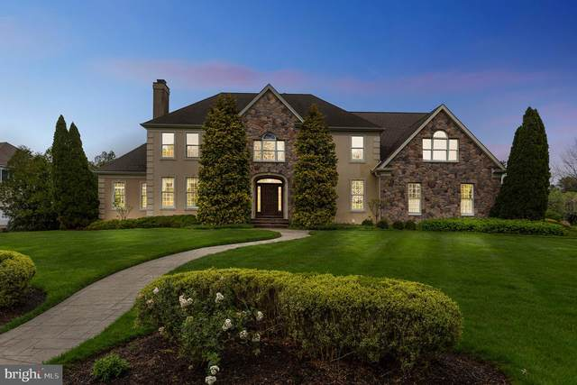 725 Lippincott Avenue, MOORESTOWN, NJ 08057 (#NJBL394972) :: Shamrock Realty Group, Inc