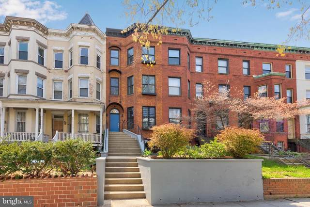 1238 Irving Street NW, WASHINGTON, DC 20010 (#DCDC515984) :: Advance Realty Bel Air, Inc