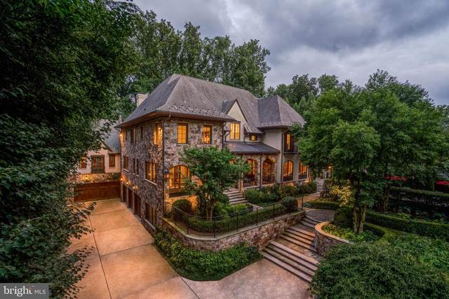 9121 Burdette Road, BETHESDA, MD 20817 (#MDMC752206) :: Speicher Group of Long & Foster Real Estate