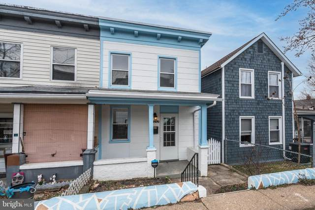 3752 Hickory Avenue, BALTIMORE, MD 21211 (#MDBA546236) :: Network Realty Group