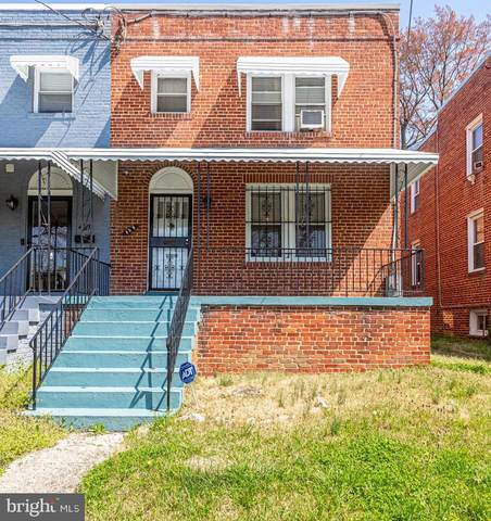 430 Orange Street SE, WASHINGTON, DC 20032 (#DCDC515994) :: Advance Realty Bel Air, Inc