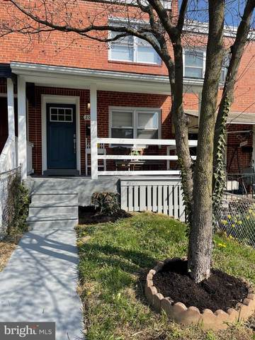 2018 Girard Avenue, BALTIMORE, MD 21211 (#MDBA546244) :: The Riffle Group of Keller Williams Select Realtors