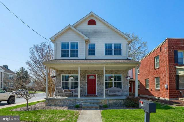 302 W Sunset Avenue, EPHRATA, PA 17522 (#PALA180032) :: TeamPete Realty Services, Inc